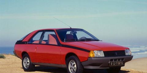 We'll see you in hell, Renault Fuego.
