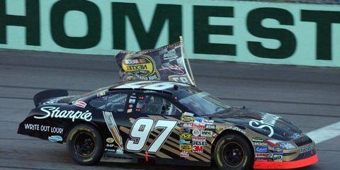 Kurt Busch was NASCAR first Sprint Cup Series champion in the Chase era that began in 2004.