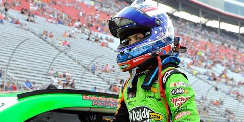 Danica Patrick has a way of attracting critics in the NASCAR chat rooms and on the message boards.