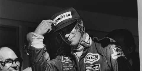 As he wrote this piece for Autoweek, Hunt was really finding his rhythm during the 1976 Formula One season.
