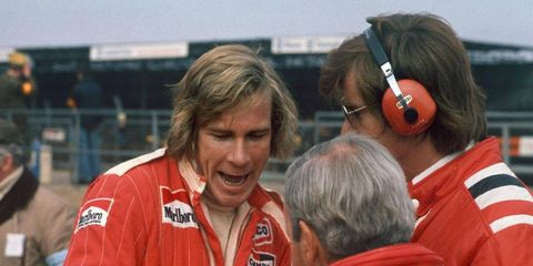 The Monaco Grand Prix would mark another day of immense struggles for James Hunt.