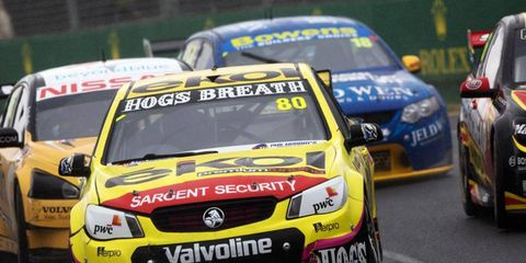 There was some speculation that once Speed TV changed over to Fox Sports 1 that the American audiences would miss out on V8 Supercars. This appears to be unfounded.