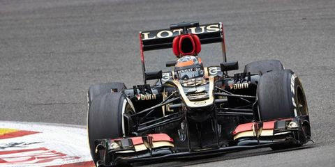 Kimi Räikkönen is reportedly being courted by several F1 teams for 2014, including his current employer Lotus.