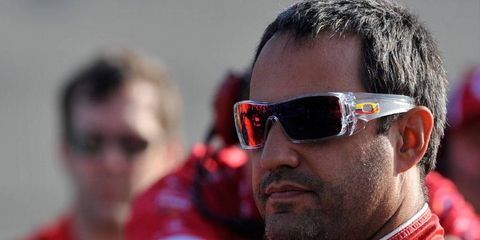 Juan Pablo Montoya has won just twice in 239 starts in the NASCAR Sprint Cup Series.