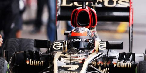 Kimi Räikkönen has been rumored to be in the running for possible 2014 Formula One rides with Lotus, Red Bull, Ferrari and even McLaren.