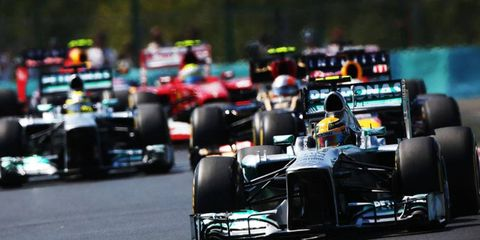 Formula One apparently will not be coming to the streets of New Jersey in 2014.