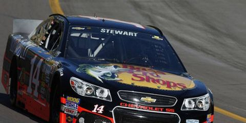 Tony Stewart will miss the remainder of the NASCAR Sprint Cup season due to the leg injury he suffered in a winged sprint car.