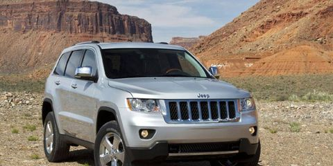 NHTSA is investigating fires in the Jeep Grand Cherokee.