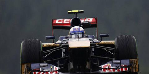 Daniel Ricciardo is a candidate to take over Mark Webber's seat with the Red Bull team.