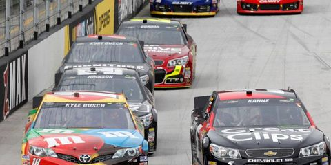 The NASCAR Sprint Cup Series returns to Bristol, Tenn., this week for a Saturday night race.