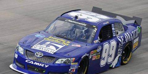 Ryan Truex has experience in the Nationwide, Camping World Truck and K&N East series.