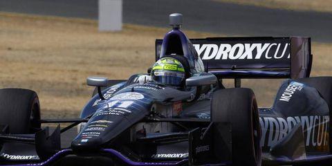 Tony Kanaan will make his 212th consecutive IndyCar start on Sunday.