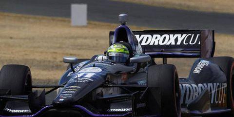 Tony Kanaan's IndyCar streak started all the way back in 2001.