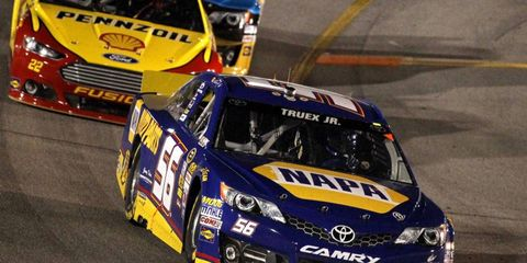 NASCAR has booted Martin Truex Jr. from the Chase and is inserting Ryan Newman in his place.