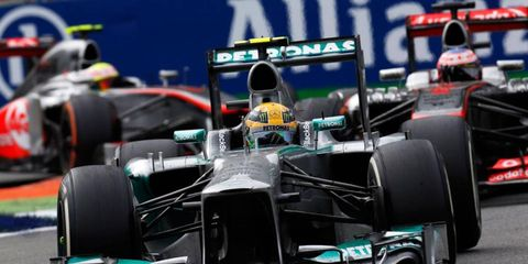 Lewis Hamilton finished a disappointing ninth at Monza on Sunday. He trails Sebastian Vettel by a whopping 81 points with just seven races to go.