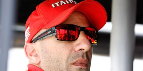 Indianapolis 500 winner Tony Kanaan has talked with Joe Gibbs Racing officials about possibly giving NASCAR a try.