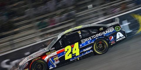 After qualifying first at Richmond, Jeff Gordon has now won at least one pole in 21 consecutive years.