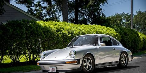 Expect to see every generation of the 911 at Porschefest.