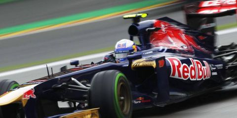 Ricciardo is currently 14th in the Formula One standings with 12 points.