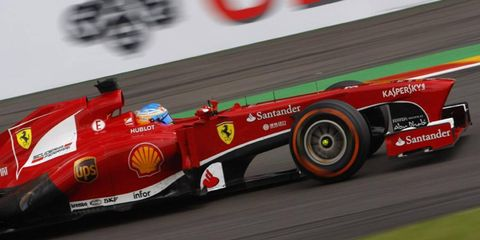 Fernando Alonso cleared the air recently, saying that he was never going to leave Ferrari.