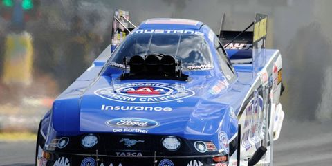 Robert Hight won the NHRA U.S. Nationals in Indianapolis over the weekend to build momentum for the upcoming Countdown to the Championship.