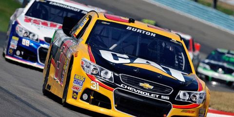 Jeff Burton announced on Wednesday that he will not be back with Richard Childress Racing next season.