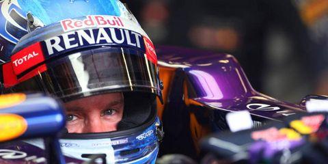 Vettel has won five of 11 Grands Prix so far this season.