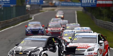 With the World Touring Car Championship headed to Sonoma this weekend, take a few minutes to read our crash course in the series.