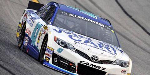 A.J. Allmendinger will take over the No. 47 Toyota full-time starting next season.