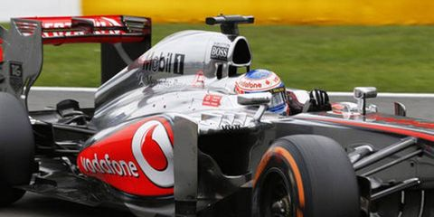 There are few possible openings that could lure Button away from McLaren, but Ferrari remains a possibility.