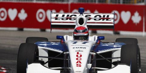 Jack Hawksworth's third Firestone Indy Lights win of the season came last weekend in Baltimore.