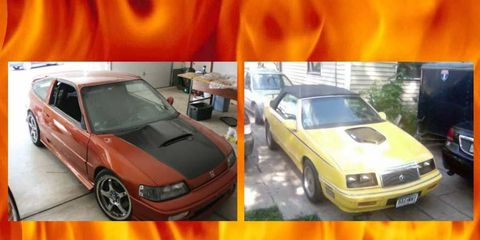 There's nothing wrong with these cars that tripling the horsepower can't fix!