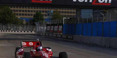 """IndyCar driver Scott Dixon isn't happy with race director Beaux Barfield. After some calls that DIxon considers to be suspect, he called Barfield a """"complete idiot."""""""