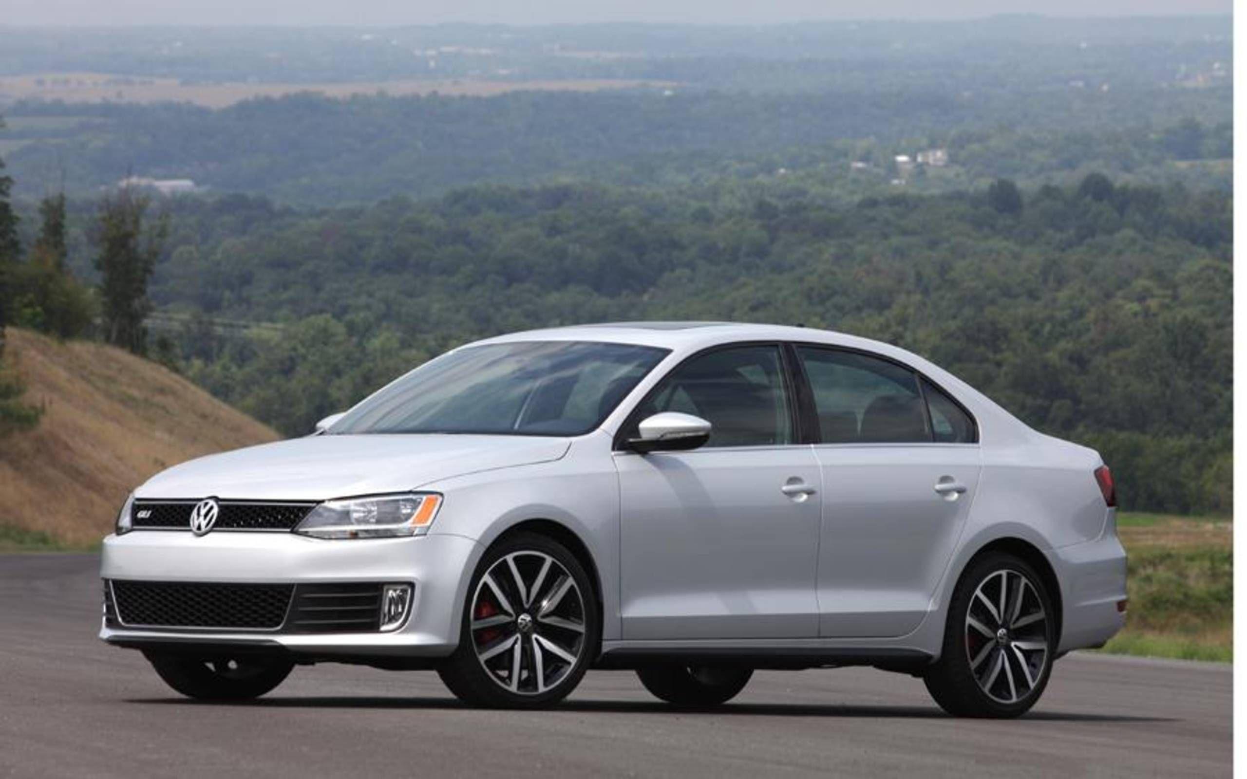 [SCHEMATICS_4FR]  2013 Volkswagen Jetta GLI Autobahn review notes   2013 Jetta Gli Engine Diagram      Autoweek