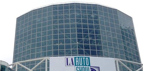 Connected Car Expo will take place a day before the LA Auto Show.