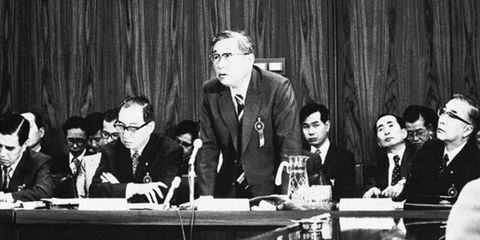 Eiji Toyoda, who presided over Toyota's growth into an auto-exporting force, died today at the age of 100.