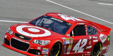 Montoya's plans for next season remain unknown, but a move to Furniture Row Racing is one of his few options in NASCAR