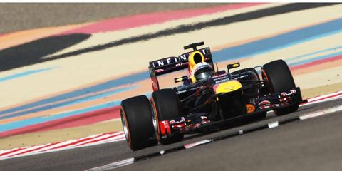The scorching sun and heat will be taken out of the proceedings as the 2014 Bahrain Grand Prix moves under the lights.