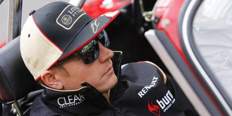Raikkonen has raced in Formula One, NASCAR Camping World Truck Series and the World Rally Championships over the course of his career.