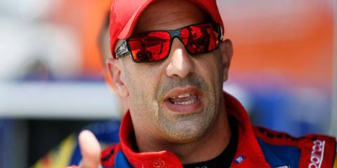 Tony Kanaan says that he has a offer on the table with Joe Gibbs Racing in NASCAR for 2014.