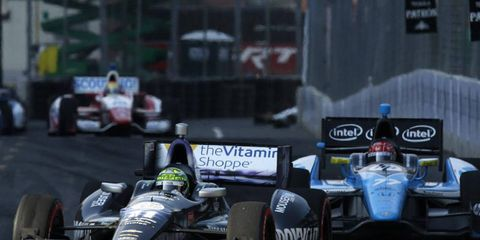 Indy 500 winner Tony Kanaan says he isn't leaving KV Racing Technology.
