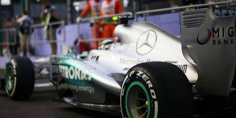 Pirelli will continue as the sole provider of tires for the Formula One Series in 2014.