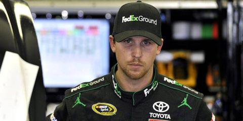 Hamlin has struggled this season, currently sitting 32nd in the standings without a win.
