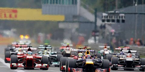 The new Concorde Agreement is expected make the money pie larger in Formula One for the FIA.