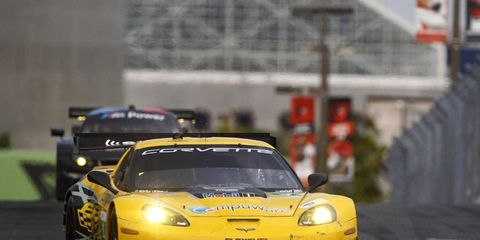 Oliver Gavin is working hard lately. In fact, the Corvette Racing driver will pilot his third different car in seven days this week.