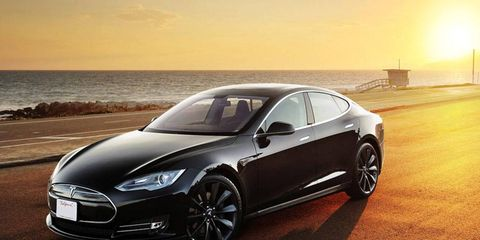 The Tesla Model S has received a complaint about untended acceleration.