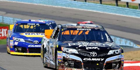 """Martin Truex Jr. and Clint Bowyer are in the middle of NASCAR's latest - and possibly most damning - controversy after the team was found to be involved in """"finish-fixing"""" at Richmond."""