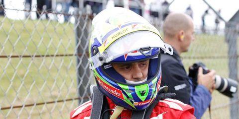 Felipe Massa says he can bring sponsor dollars to a Formula One team.