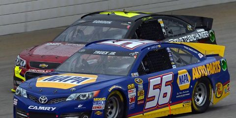 Team owner Michael Waltrip has told Martin Truex Jr. that he wouldn't stop him from jumping to another team in 2014 after NAPA announced that it was pulling its sponsorship from MWR.