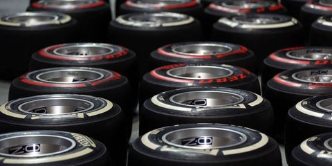 Pirelli is hoping to finalize a 5-year deal to remain the sole tire supplier for F1.